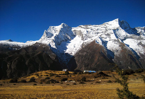 Ama Dablam Base Camp Rescue Ama Dablam Base Camp