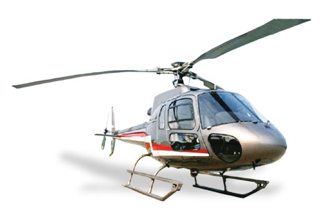 AS 350 B2 Helicopter