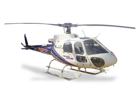 AS 350 B3 Helicopter